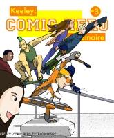 Keeley: Comic Hero Extraordinaire, Issue 3