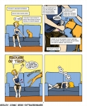 Keeley: CHE, Issue 3, Page 1