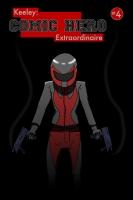 Keeley: Comic Hero Extraordinaire, Issue 4