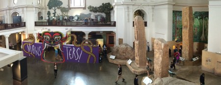 { Museum of Man panorama. }